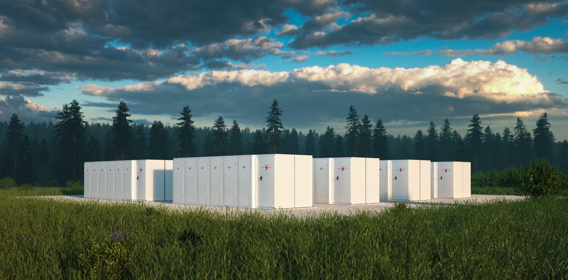 Eco-Friendly Solar Battery Storage Systems